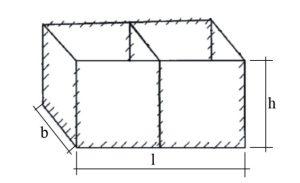 Gabion kőkosár építés