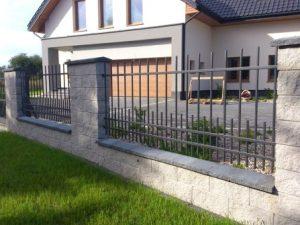 Modern Panel kerítés - MPO - AMETYST - /P/