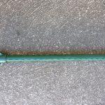Diszitett kerítés FLÓRA oszlop