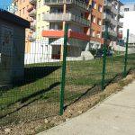 Táblás kerítésrendszer, kerítéselemekkel - Horganyzott + Bevonatos