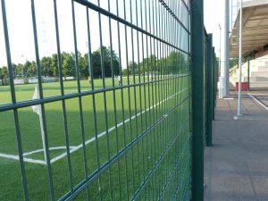 Árvai kerítés, táblás kerítés