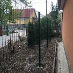 Táblás kerítés kertekbe egyaránt