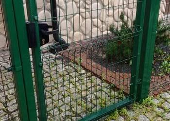 Kerítésrendszer, kerítés + KAPU ALCATRAZ
