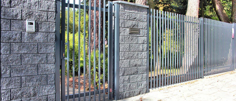 Modern Panel kerítéselem MP-01 (N)