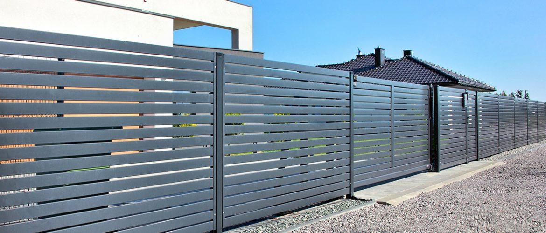 Modern Panel kerítéselem MP-02 (P82)2